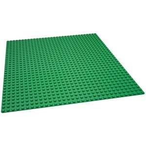 ® Toys -® Green Baseplate LEGO - City (626) back image (back cover, second image)