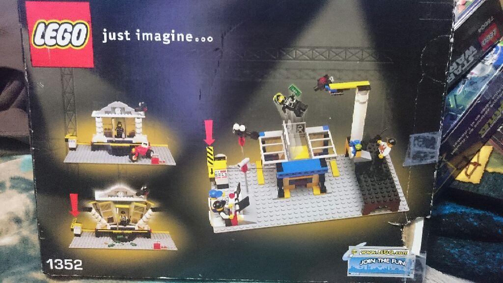 Lego Studios: Explosion Studio LEGO - Studios back image (back cover, second image)