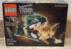 Lego Studios Dino Head Attack #1354 Complete SetBox LEGO (1354) front image (front cover)