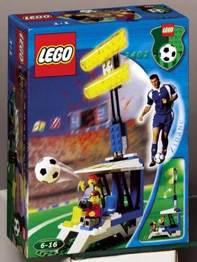 Grandstand With Lights LEGO - Sports (3402) front image (front cover)