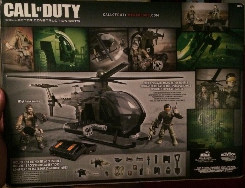 Call Of Duty Chopper Strike Lego Call Of Duty 06816 From Sort It Apps
