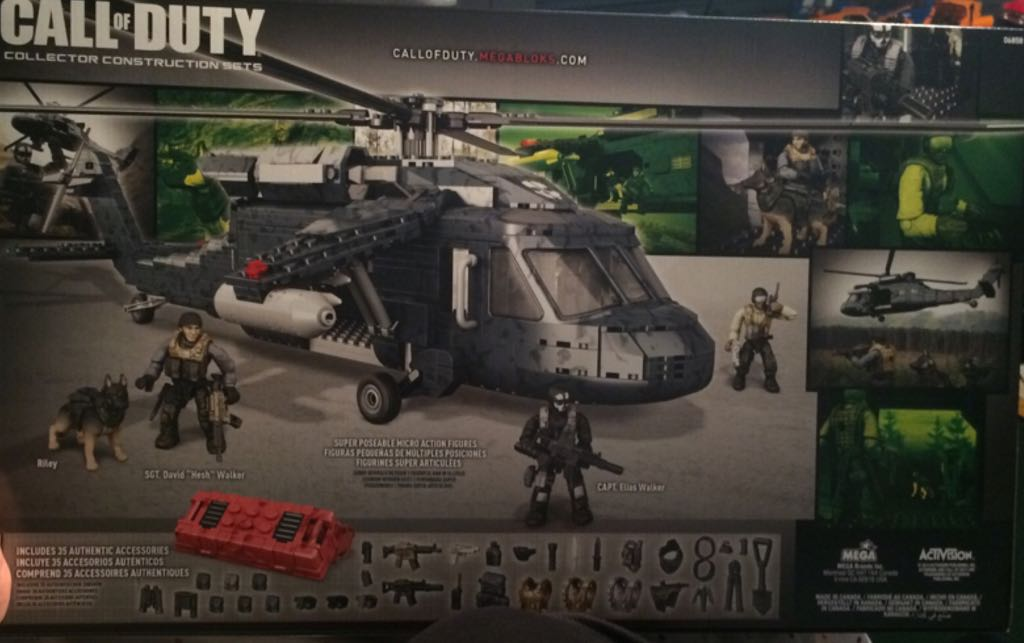 Call Of Duty Ghosts Tactical Helicopter Lego Call Of Duty 06858 From Sort It Apps