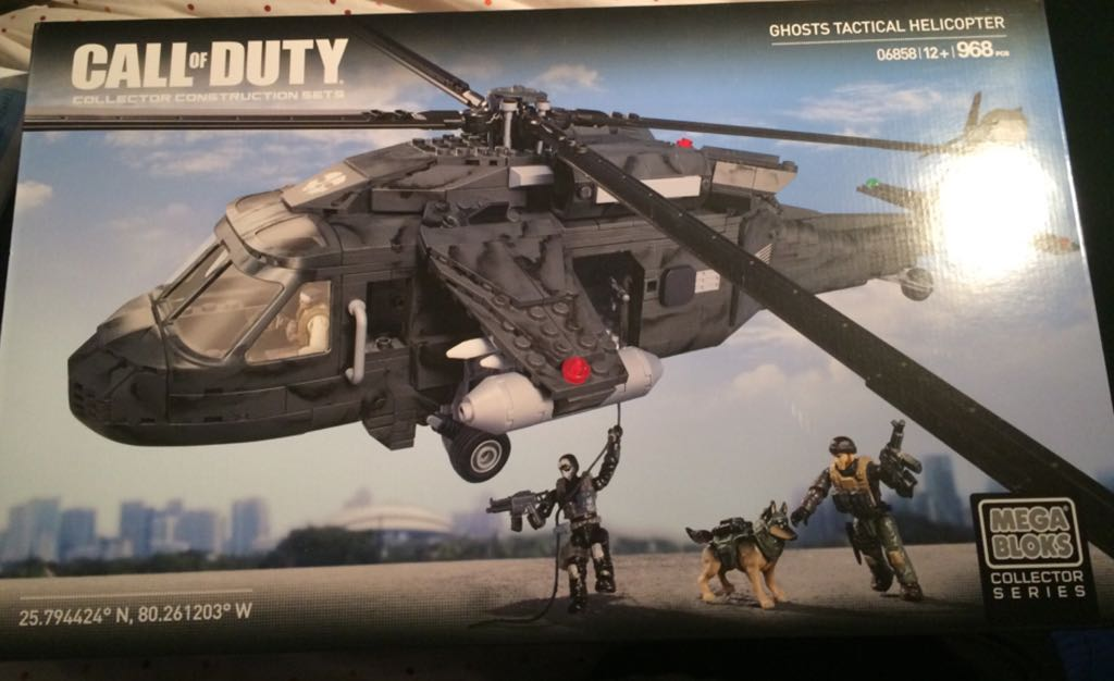 mega bloks call of duty helicopter with 065541068582 on Helicoptere Utilitaire Uh 1 Iroquois moreover Call Of Duty Mega Bloks Anti Armor Helicopter besides 065541068582 moreover B00U26LGCS also 6766 Call Of Duty Helicoptero Blindado Mega Bloks Mattel Dpb60.