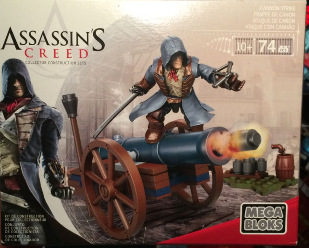 Assassins Creed Canon Strike Lego Assassins Creed 32508