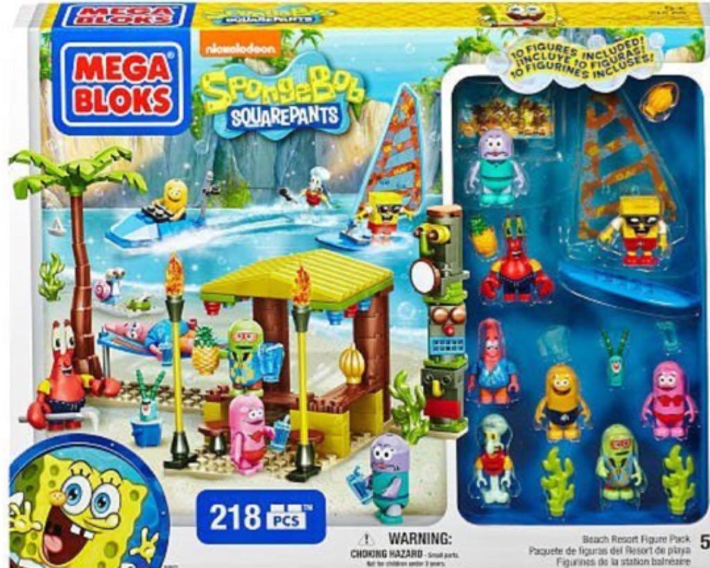 Sponge Bob Squarepants Beach Resort Lego Spongebob Squarepants 1 From Sort It Apps