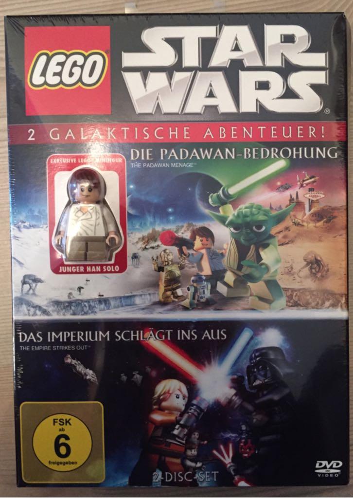Star Wars 2 Galaktische Abenteuer Lego Star Wars 0000 From
