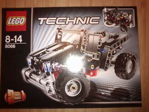 voiture mini 4x4 lego technic 8066 from sort it apps. Black Bedroom Furniture Sets. Home Design Ideas