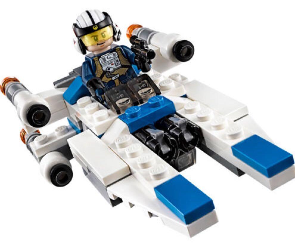 Lego Star Wars 75160 U Wing Microfighter Series 4 Mib
