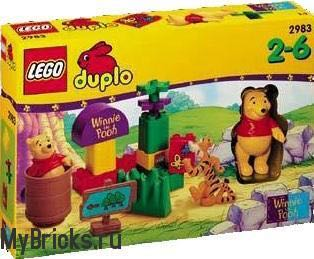 nieuw goedkoop outlet winkel ophalen 2983 LEGO - Duplo: Winnie The Pooh (2983) - from Sort It Apps