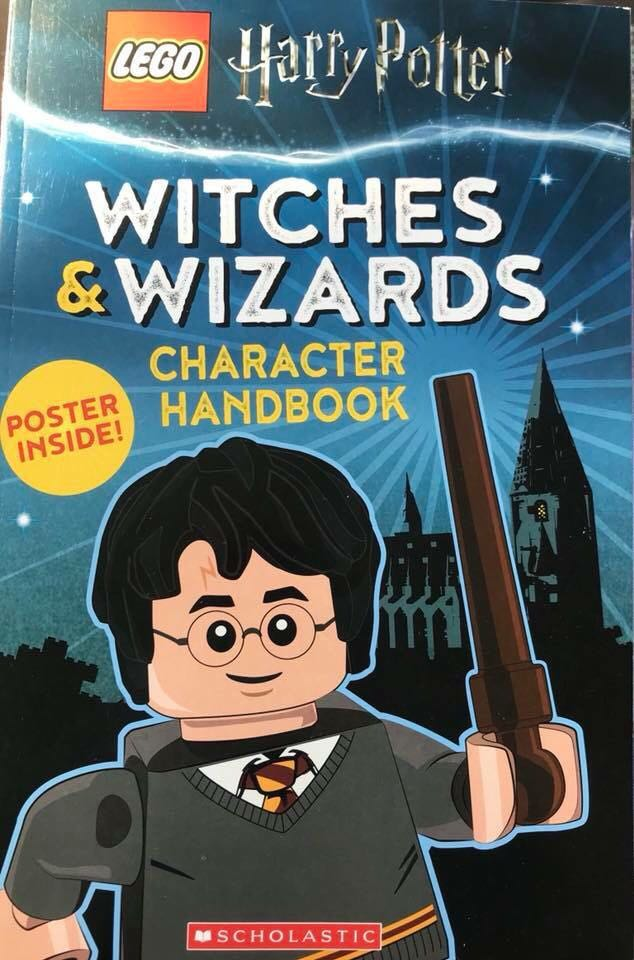 Harry Potter Witches & Wizards LEGO - Harry Potter (0000) front image (front cover)
