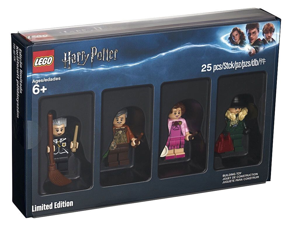 Bricktober Harry Potter Minifigures LEGO - Harry Potter (5005254) front image (front cover)