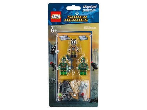 DC Super Heroes Batman Accesories Pack LEGO - DC Super Heroes (853744) front image (front cover)