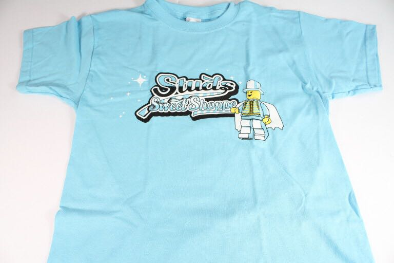 """""""Studs Sweet Shoppe"""" T-Shirt LEGO - Apparel (N/A) front image (front cover)"""