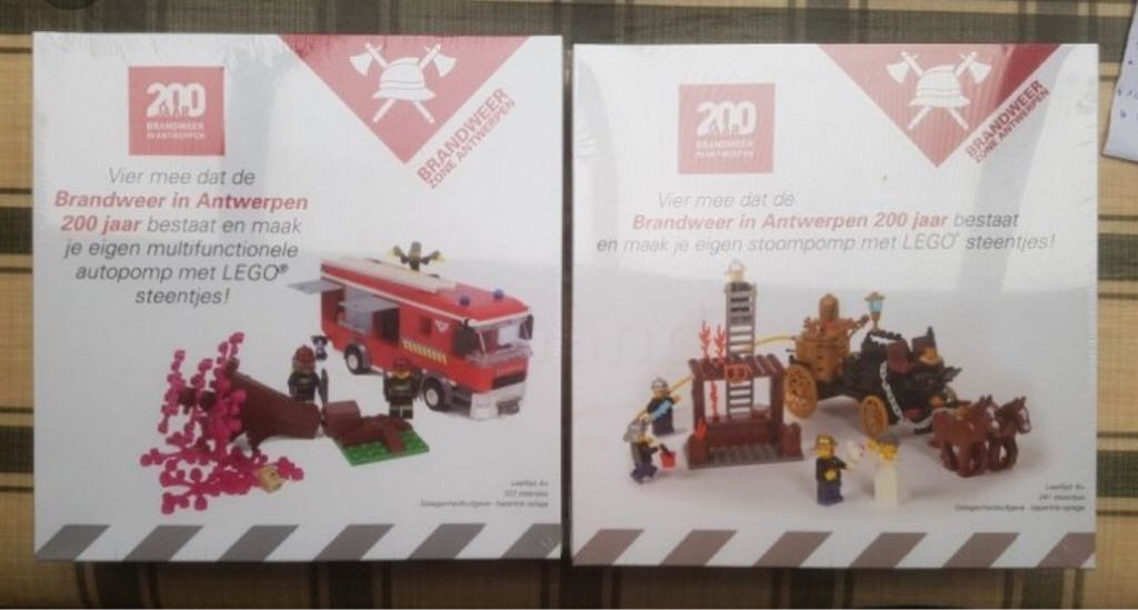 200 LEGO - Exclusives (200) front image (front cover)