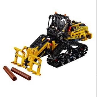 Rupslader LEGO - Technic (42094) front image (front cover)