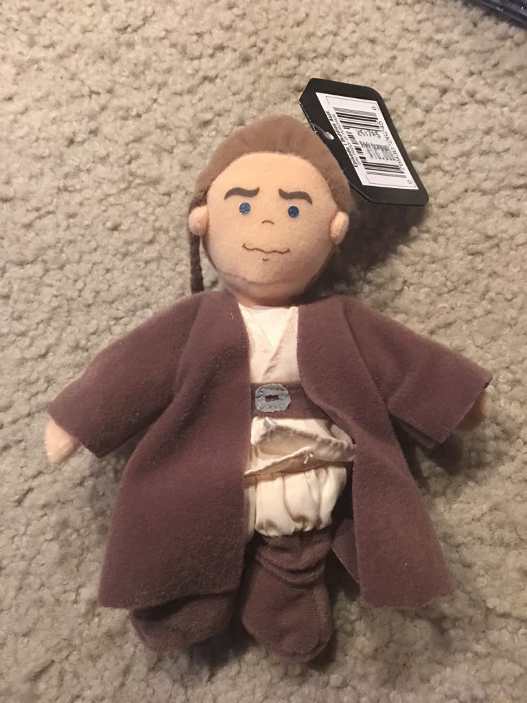 Buddies Anakin LEGO (132) front image (front cover)