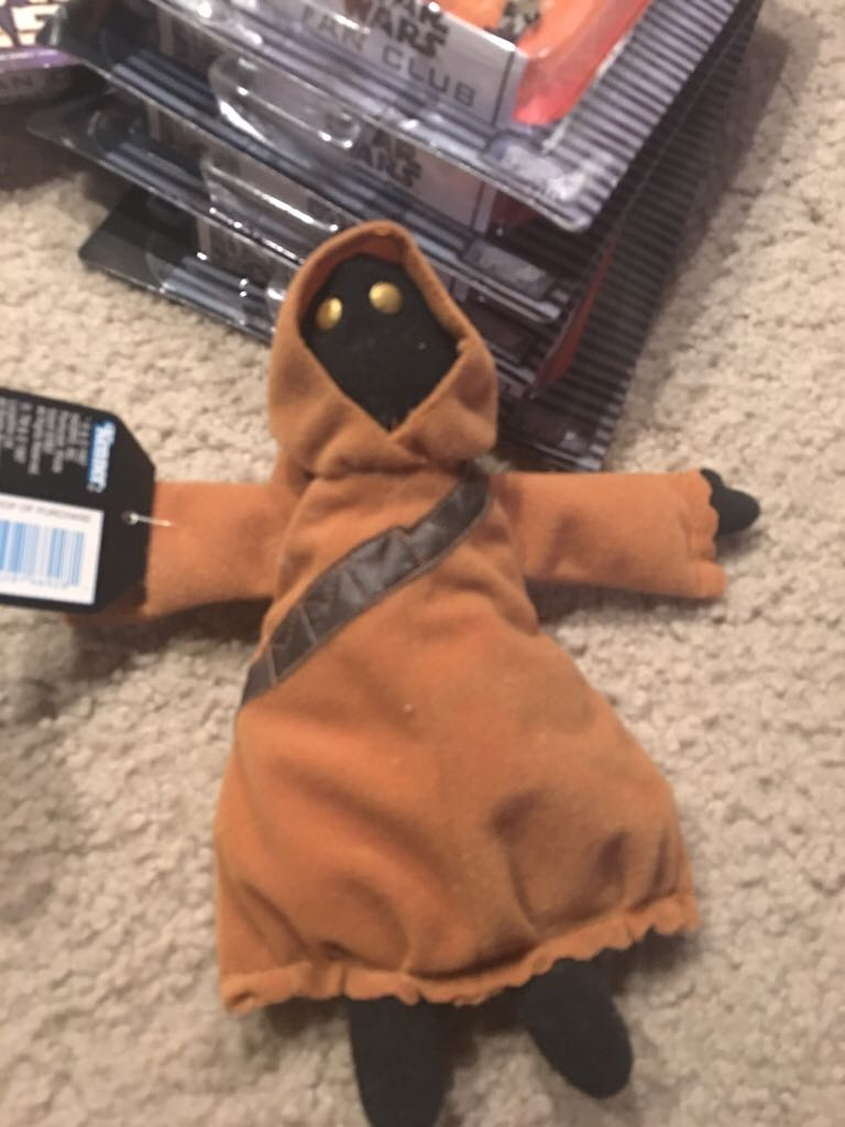 Buddies Jawa LEGO (136) front image (front cover)