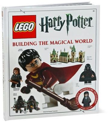 Harry Potter Building The Magical World LEGO (5000215) front image (front cover)