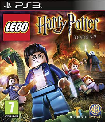 Tr Game Yr 1-4 PS3 LEGO (TT GAMES) front image (front cover)