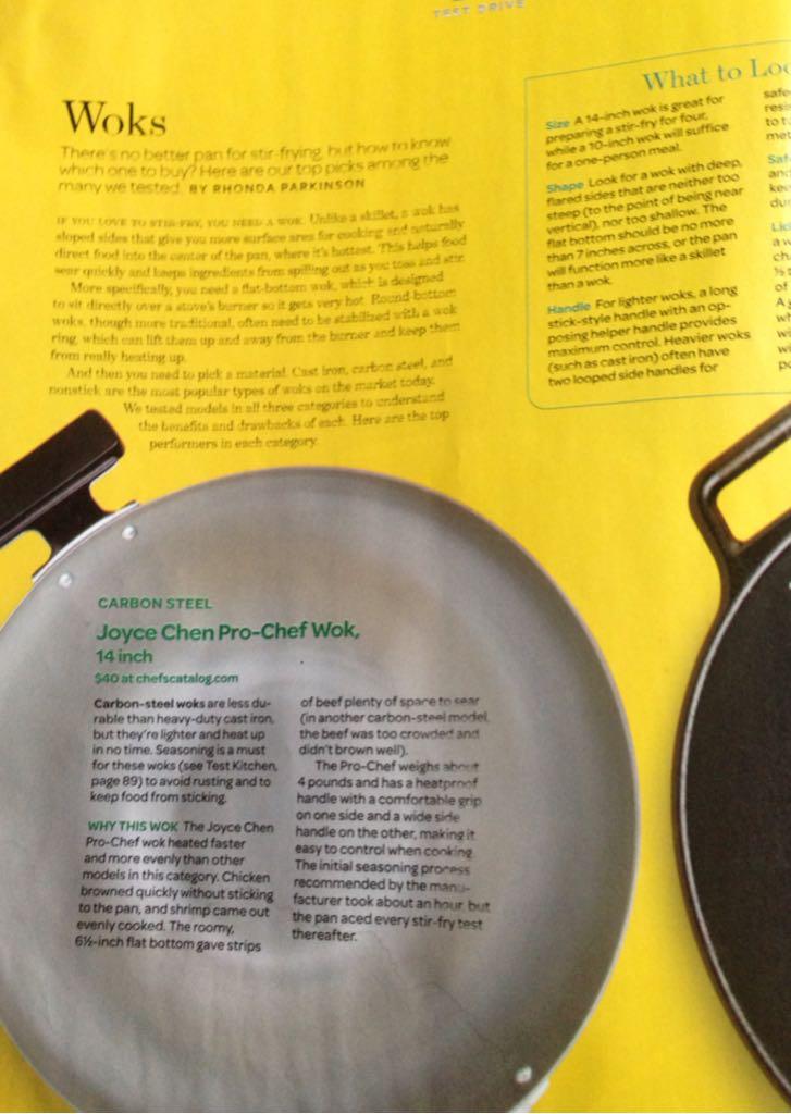 Fine Cooking Magazine - 2011 (June) back image (back cover, second image)