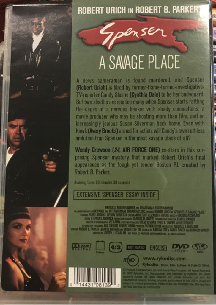 Spenser Confidential Movie Dvd Digital Copy Usa From Sort It Apps