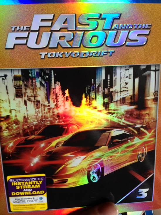 Fast And Furious 3 Full Movie >> Fast 3 The Fast And The Furious 3 Tokyo Drift Movie Blu Ray