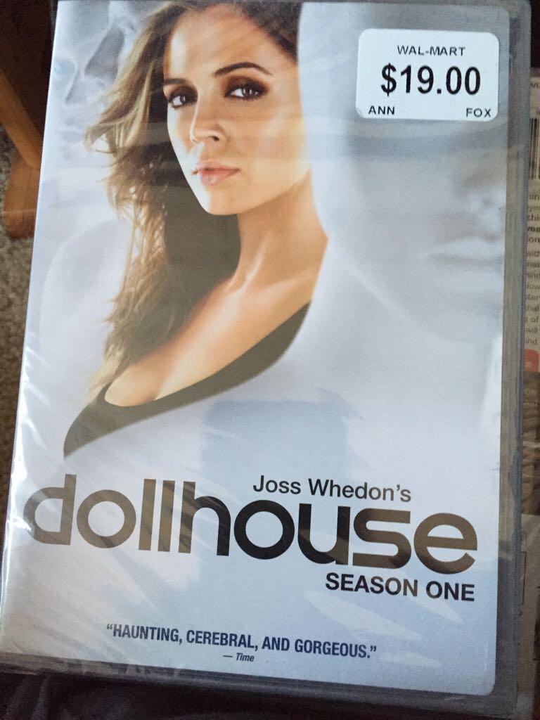 Dollhouse Seadon1 Movie Dvd From Sort It Apps