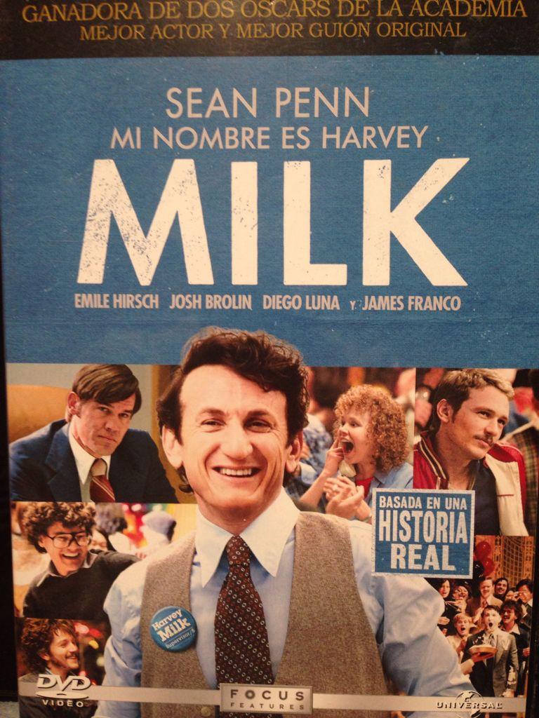 Mi Nombre Es Harvey Milk Movie Dvd From Sort It Apps