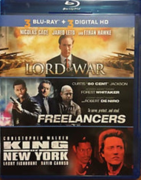 Lord Of War Freelancers King Of New York Movie Blu Raydigital