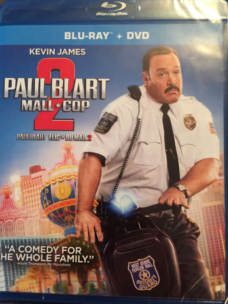 paul blart mall cop 2 movie blu ray usa from sort it apps