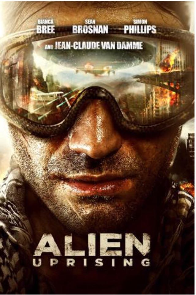 Alien Uprising Movie - DVD (New Zealand) - from Sort It Apps
