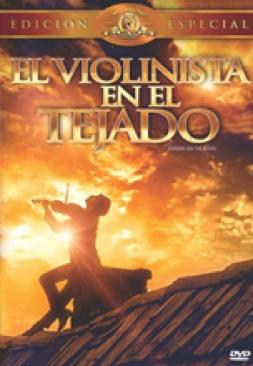 El Violinista En El Tejado Movie Video Cd Mexico