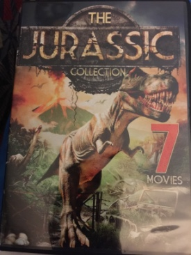 The Jurassic Collection: Creature/Attack Of The Giant Leeches/The