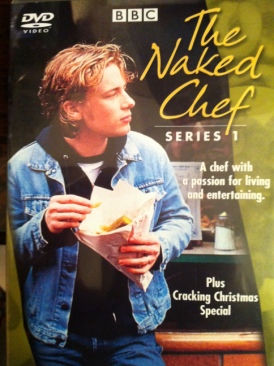 the naked chef dvd