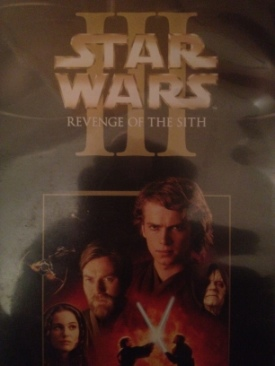 Star Wars Episode Iii Revenge Of The Sith Movie Vhs From Sort It Apps
