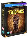 The Goonies Movie - Blu-ray (UK) front image (front cover)