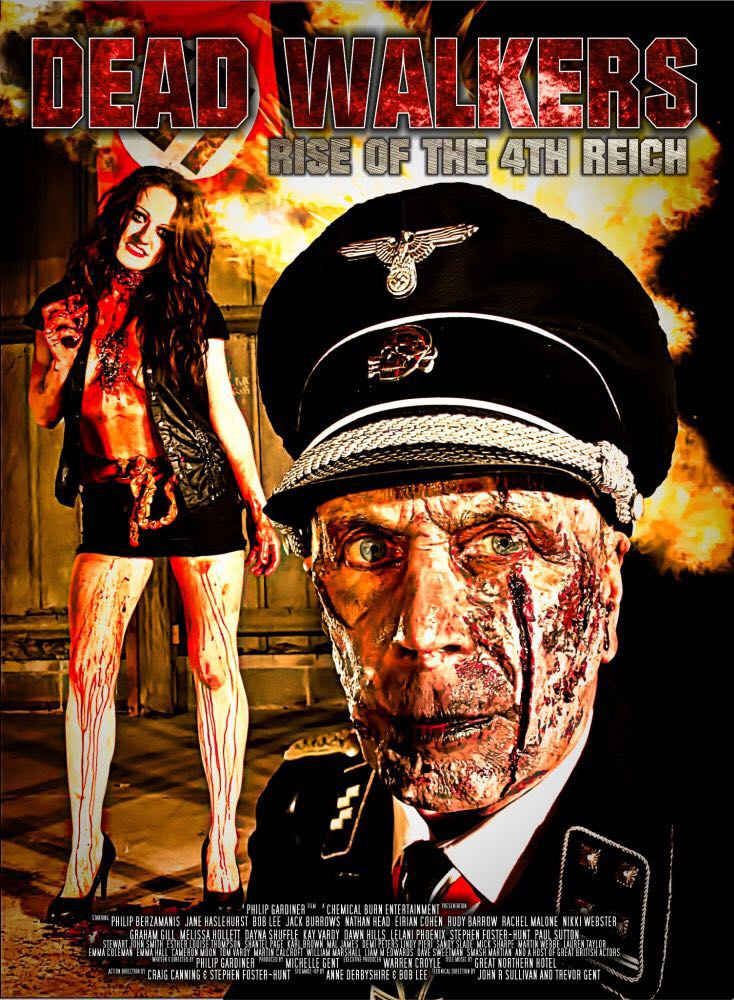 Zombie Massacre 2 Reich Of The Dead Movie Dvd Belgium From Sort It Apps