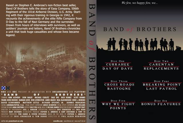 band of brother book report