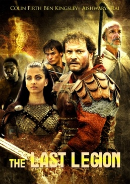 leyenda de excalibur la the last legion movie dvd
