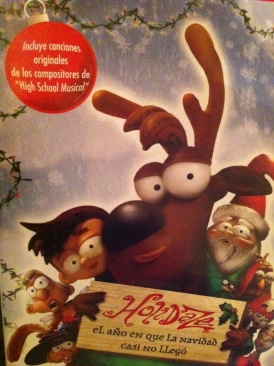 Holidaze: The Christmas That Almost Didn't Happen Movie - DVD ...