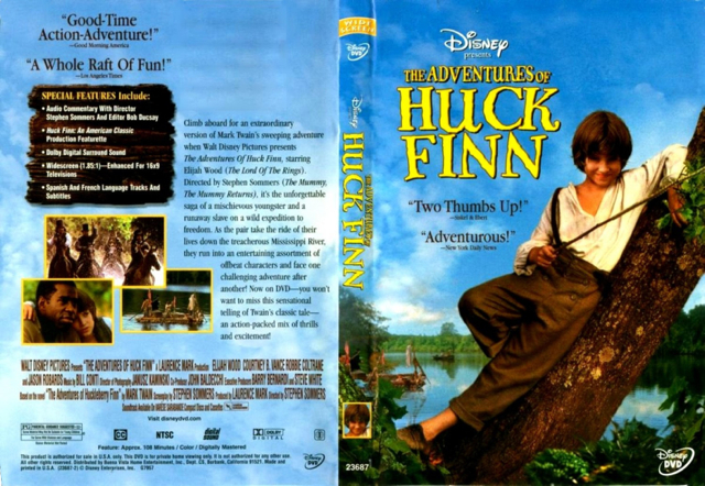 adventures of huckleberry finn and huck essay