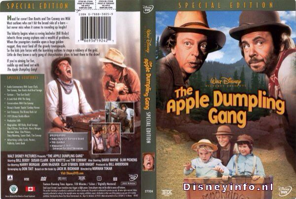 a comparison on apple dumpling gang and crypts in a semantic essay