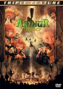 Arthur And The Invisibles Movie Dvd Canada From Sort It Apps