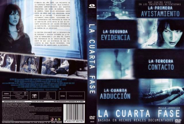 La Cuarta Fase Movie - DVD - from Sort It Apps