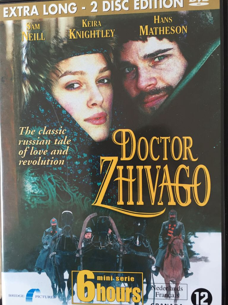 infidelity in dr zhivago