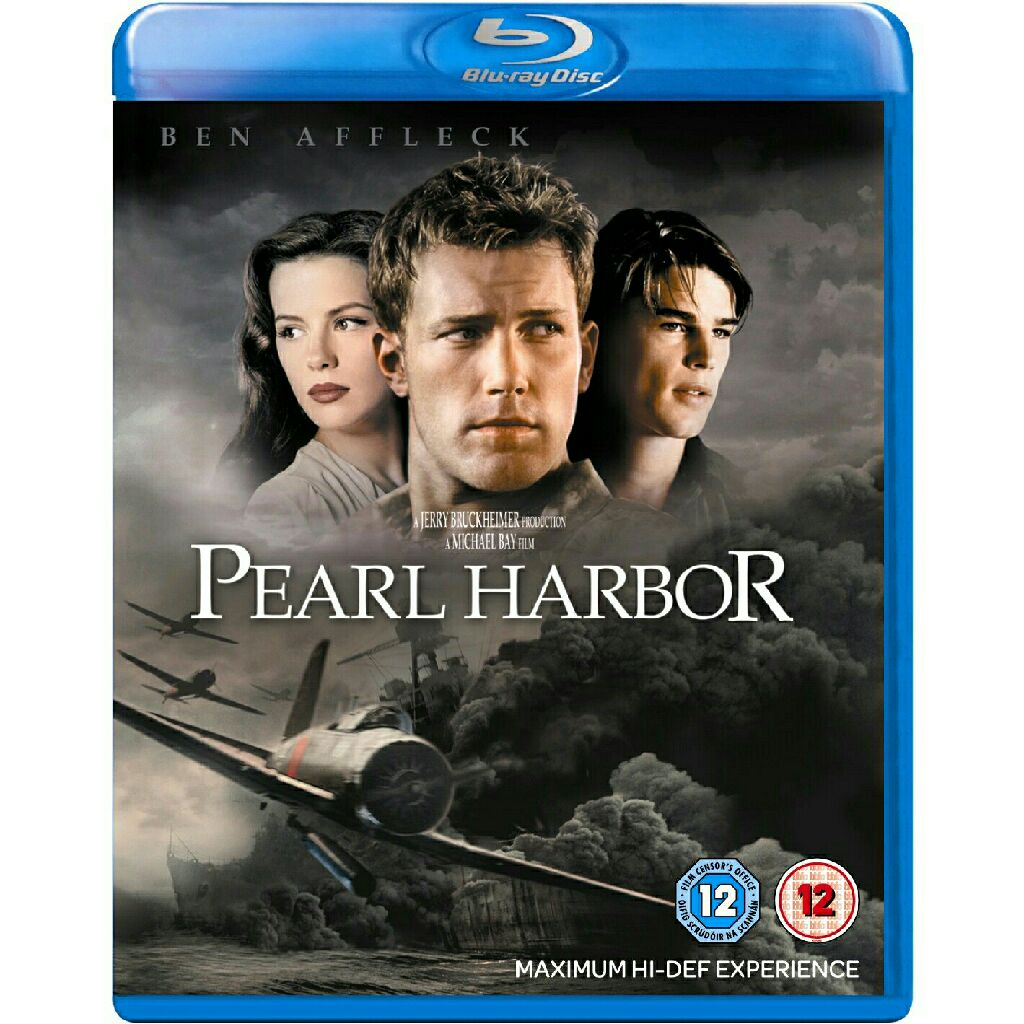 Essays on the movie pearl harbor