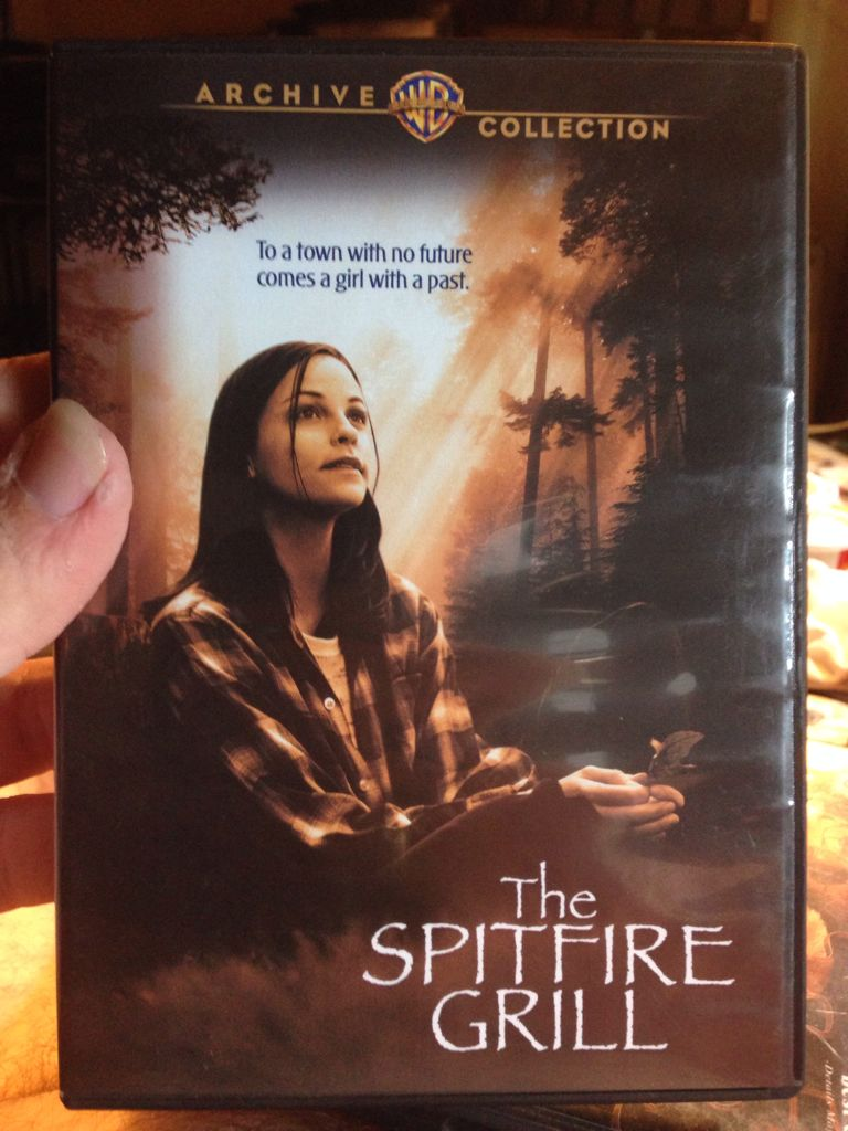 spitfire barbeque grill movie