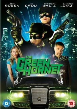 The Green Hornet Yesil Yaban Arisi Movie Dvd From Sort It Apps