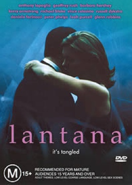 Lantana Movie - DVD (Australia) front image (front cover)