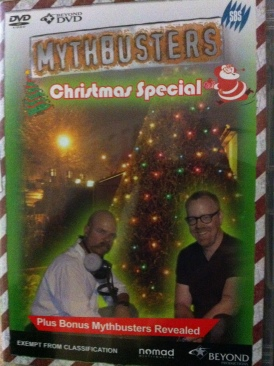 tv mythbusters christmas special movie dvddigital copy australia front image - Mythbusters Christmas Tree